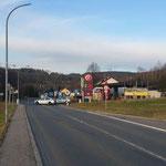 Ein Alptraum kehrt zurück: Die wegen Corona geschlossene Grenze Höll-Liskova verhinderte das Haselbacher Treffen 2020.
