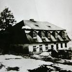 Der Folienhammer Kreuzhütte.