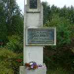 Der Zöllner Josef Röhrich wurde 1938 vom Sudetendeutschen Freikorps erschossen.