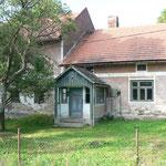 """Haus Nr. 30 Althütten, früher die """"Untere Mühle"""" (Koch)"""
