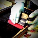 安心安全ST基準合格の塗料を使用した印刷