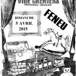 5 avril - Brocante de Feneu (49)
