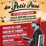 20 ans du Petit Pavé à Saint-Jean des Mauvrets (49)