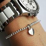 Perlenarmband Paris