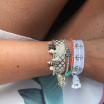 Sommerliche Armbänder