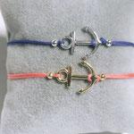 Armband mit einem Anker