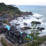 珠洲 ランプの宿  photo by Ryosuke Matsuya