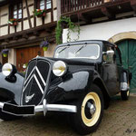 Citroën Traction 11 1949