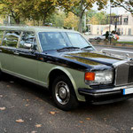 Rolls-Royce Silver Spirit II Estate