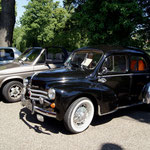 Renault 4CV et Talbot Samba