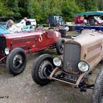 2 Fiat 514S de course