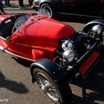 Cycle -Car à trois roues