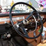 Tableau de bord de Simca 1301 Break