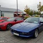 BMW I8 contre BMW série 8