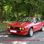 Alfa-Roméo GTV6 1981