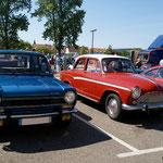 Simca 1100 et Simca P60