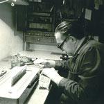 Senior Wittigayer bei Firma Harmonika Stachl