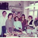 Mitarbeiter der Fa. Stachl Bild von 1982