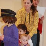 polnisches Kinderlied: Der Zug aus Warschau