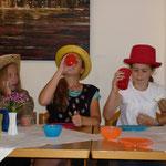 Hanni, Nanni und die eigebildete Cousine