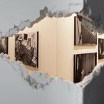 "Installation view STUK, 2020. Photo Kristof Vrancken"""