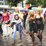 Slutwalk Helsinki, Suomi / Finland