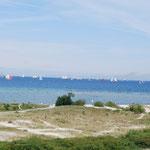 Le fiord de Kiel.