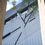 Façade du musée Juïf.