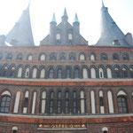 La Holstentor de Lübeck.