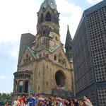 L'église du Souvenir.