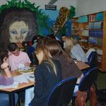 Des cours de français au lycée Der Ravensberg.