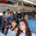 Vol vers Mallorca