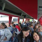 Dans l'autobus