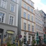 Deichstrasse à Hambourg.