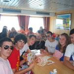 Excursion en bateau vers Laboe.