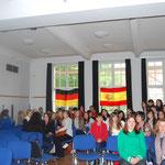 Au lycée Der Ravensberg