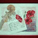 """""""Sommer"""" nach der Musik von Antonio Vivaldi gemalt"""