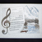 """""""Winter"""" nach der Musik von Antonio Vivaldi gemalt"""
