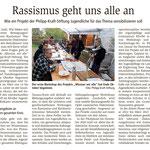 05.11.2020, Wiesbadener Kurier: Mission: wir alle