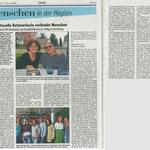 23.04.2020, Rheingau Echo: Interkulturelle Netzwerkerin
