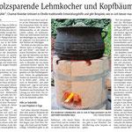 """06.03.2020, Wiesbadener Kurier: Völkermühle am Rhein - """"Der Fisch und der Kolibri"""""""