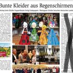 11.03.2020, Wiesbadener Kurier: Kooperation Völkercafé mit dem Eltviller Rosenverein e.V. und dem Eltviller Puppentheater
