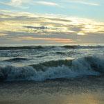 Abendstimmung am Meer: Dänemark