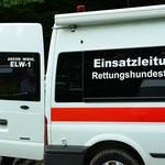 """Auto """"Einsatzleitung Rettungshundestaffel"""""""