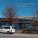 Gründach Mensa Garten- und Landschaftsbau Gröne