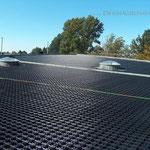 Dachbegrünung  Garten- und Landschaftsbau Gröne atka Gründachschalen
