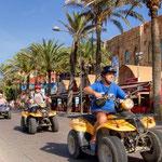 Palma de Mallorca Quad
