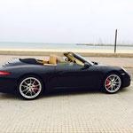 Porsche Mallorca mieten