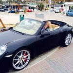 Porsche 911 997 Mallorca mieten