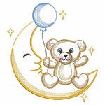 Ourson lune 5